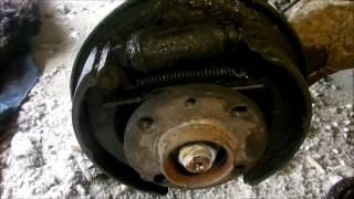 Замена Заднего Тормозного Цилиндра ВАЗ