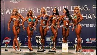 2013 ИФББ Чемпионат Мира - бодифитнес +158см