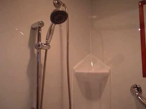 One Day Bath Remodel Showroom Demo YouTube New One Day Bathroom Remodel