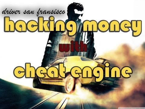 How to hack money on Driver San Francisco with cheat engine [All versions] •HD•