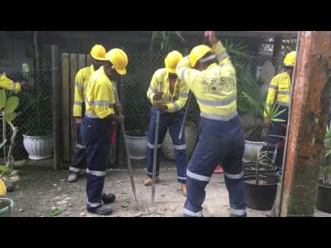 Telecom Fiji Limited - Preventative Maintenance @ Upper Bureta Cabinet Site