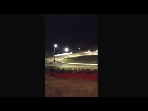 Batesville motor speedway. Dirt track racing :)