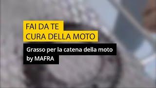 MA-FRA :: Grasso catena per moto