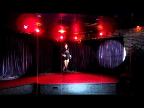 Coco Pixie Stixx Burlesque Performance at Onyx Room