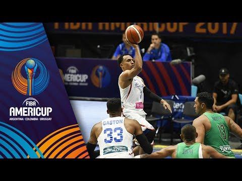 Brazil v Puerto Rico - Full Game - FIBA AmeriCup 2017