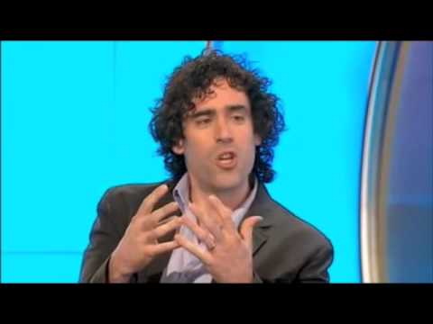 Stephen Mangan and a Mini Cooper of Sweets