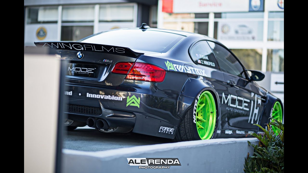 Bmw E92 M3 Insane Modifications Of Armytrix Exhaust