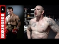 """watch he video of CRUISERWEIGHT TALKS BEING NEXT """"GREAT WHITE HOPE"""" FIGHTER & SPARRING KHURTSIDZE """"WHITE MIKE TYSON"""""""
