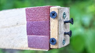 Genius Woodworking Ideas