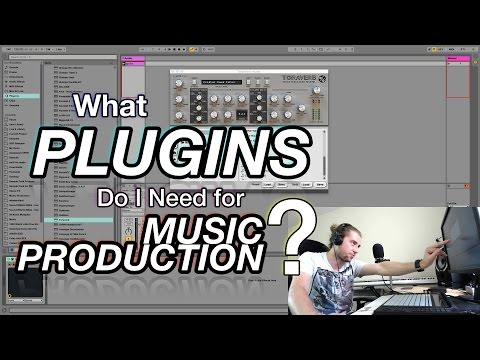 What Plugins Do I Need for Music Production?
