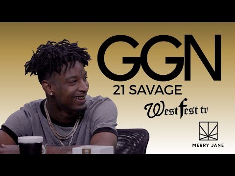 21 Savage and Uncle Snoop Chop It Up | GGN NEWS [FULL EPISODE]