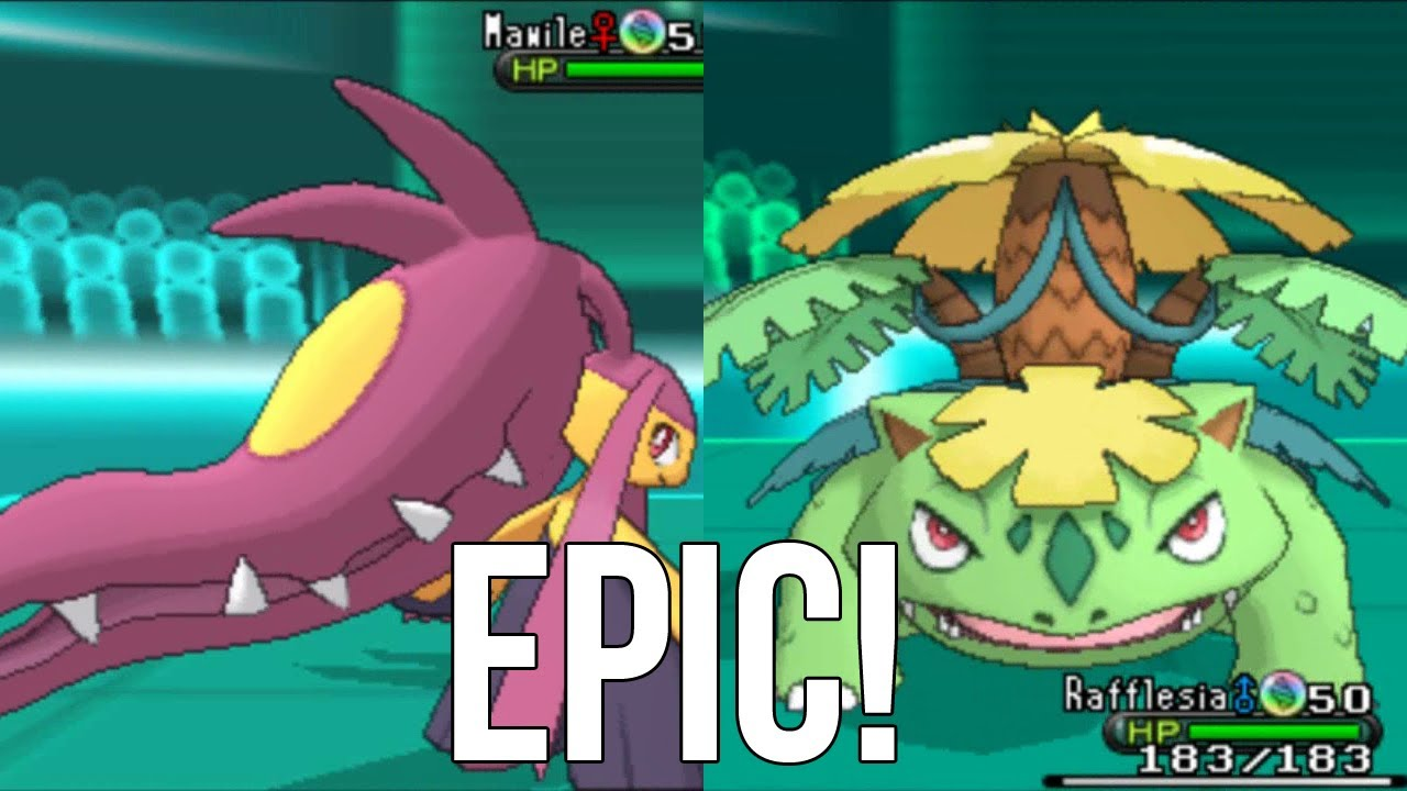 pokemon x and y multi wifi battle 82 shiny mega venusaur