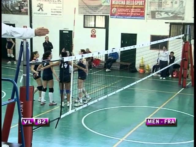 Spes Mentana vs Volley Club Frascati - 2° Set