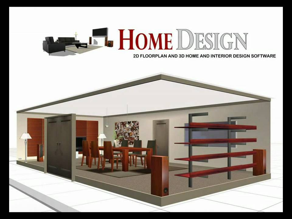 Free 3d home design software youtube for Home architecture you tube