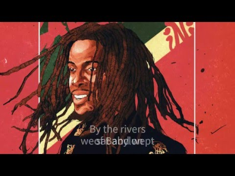 iNi Kamoze  - Trample feat. Lupa (Official Lyric Video)