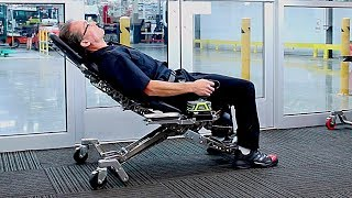 YOU WILL BE AMAZED AT WHAT THIS CHAIR CAN DO!