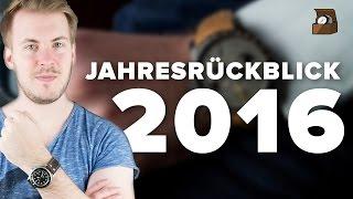 JAHRESRÜCKBLICK 2016 // Deutsch // FullHD