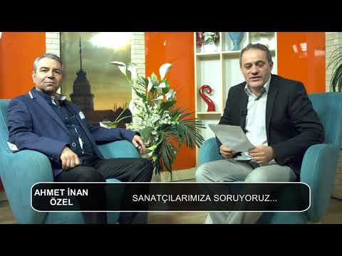 AHMET İNAN  KİMDİR  TV SÖYLEŞİ
