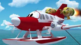 Мультфильмы - Будни аэропорта 2 - Как летать быстро? - Cерия 55