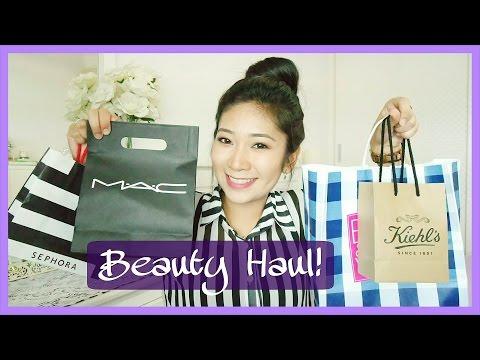Beauty Haul! | dygans90