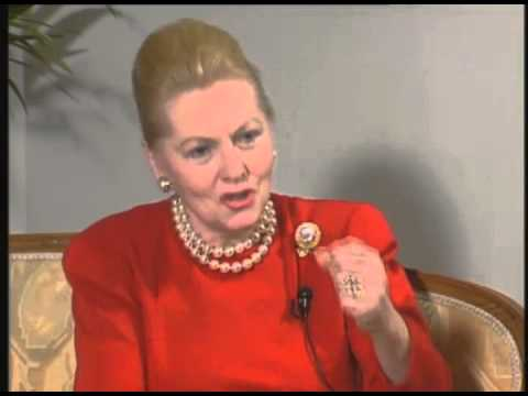 Joan Fontaine Interview (1991) Part 1/3