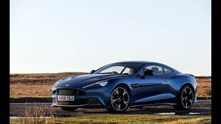 2018 Aston Martin Vanquish S  gets boosted to 580 hp.  | One of the  Expensive Super Sport Car