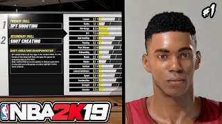 NBA 2k19 MyCAREER - CREATION + DUAL ARCHETYPE SELECTION! (NBA 2k19 My Career Prelude)