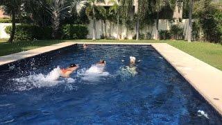 Тренировка для похудения. Фитнес туры в Таиланд