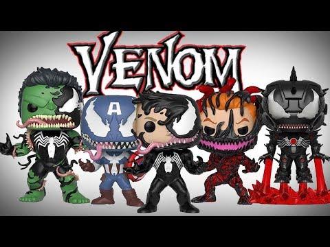 Nuevos Pops Venom Funko Pop Youtube