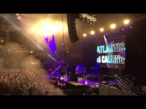 "16.12.2017 Tallinn (Estonia). ""80-90s legends Show"". Thomas Anders live concert"