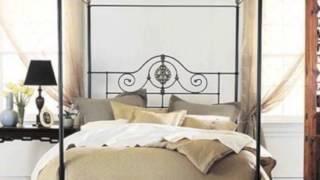 Modern Canopy Beds For Blending Grandeur With Minimalistic Elegance