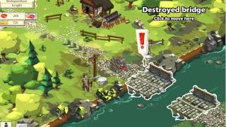 GoodGame Empire (Facebook) Gameplay Part 1