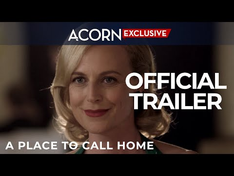 Acorn TV Exclusive | A Place To Call Home Series Trailer
