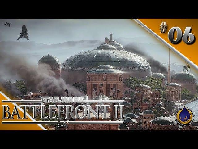 DIE HOFFNUNG STIRBT ZULETZT 🌌 Let's Play STAR WARS: BATTLEFRONT 2 Kampagne #06