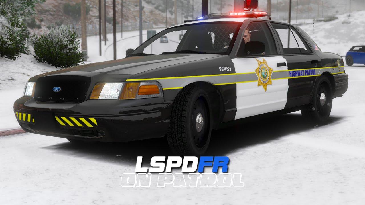 LSPDFR - Day 147 - SAHP Snow Patrol