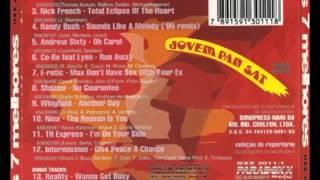As 7 Melhores da JP(Jovem Pan) Vol. 2 (Eurodance anos 90) (completo)