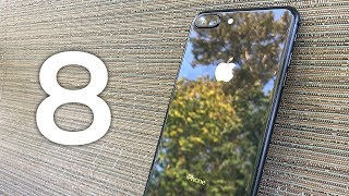 Switching to the iPhone 8 Plus