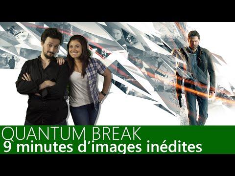 Новые 9 минут геймплея игры Quantum Break