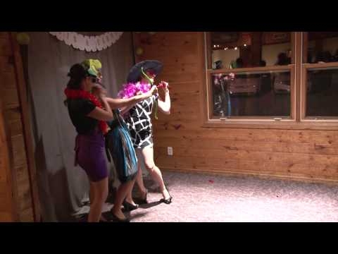 Party section - wedding video -Chelsea, Qc