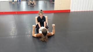 We had a special guest instructor!