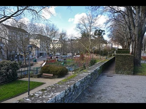 Places to see in ( Limoges - France ) Jardins de l'Eveche
