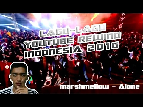 judul lagu Youtube Rewind Indonesia 2016