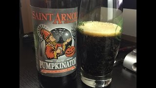 Beer Review: 2016 Saint Arnold Pumpkinator