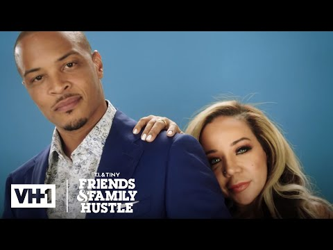 Chicago Morning Takeover - VIDEO: Major Drama Happening On T.I. & Tiny's New Show!