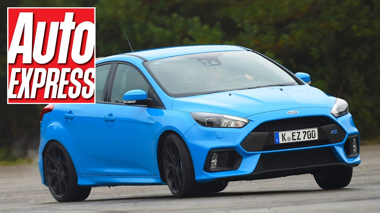 New Ford Focus Rs Review 345bhp Mega Hatch On Road And Track