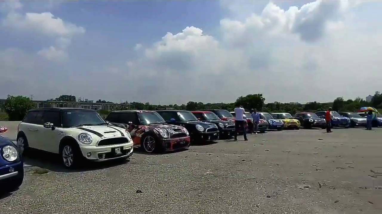 Wdg Weekend Drive Group Mini Cooper Friends Club Malaysia 1911