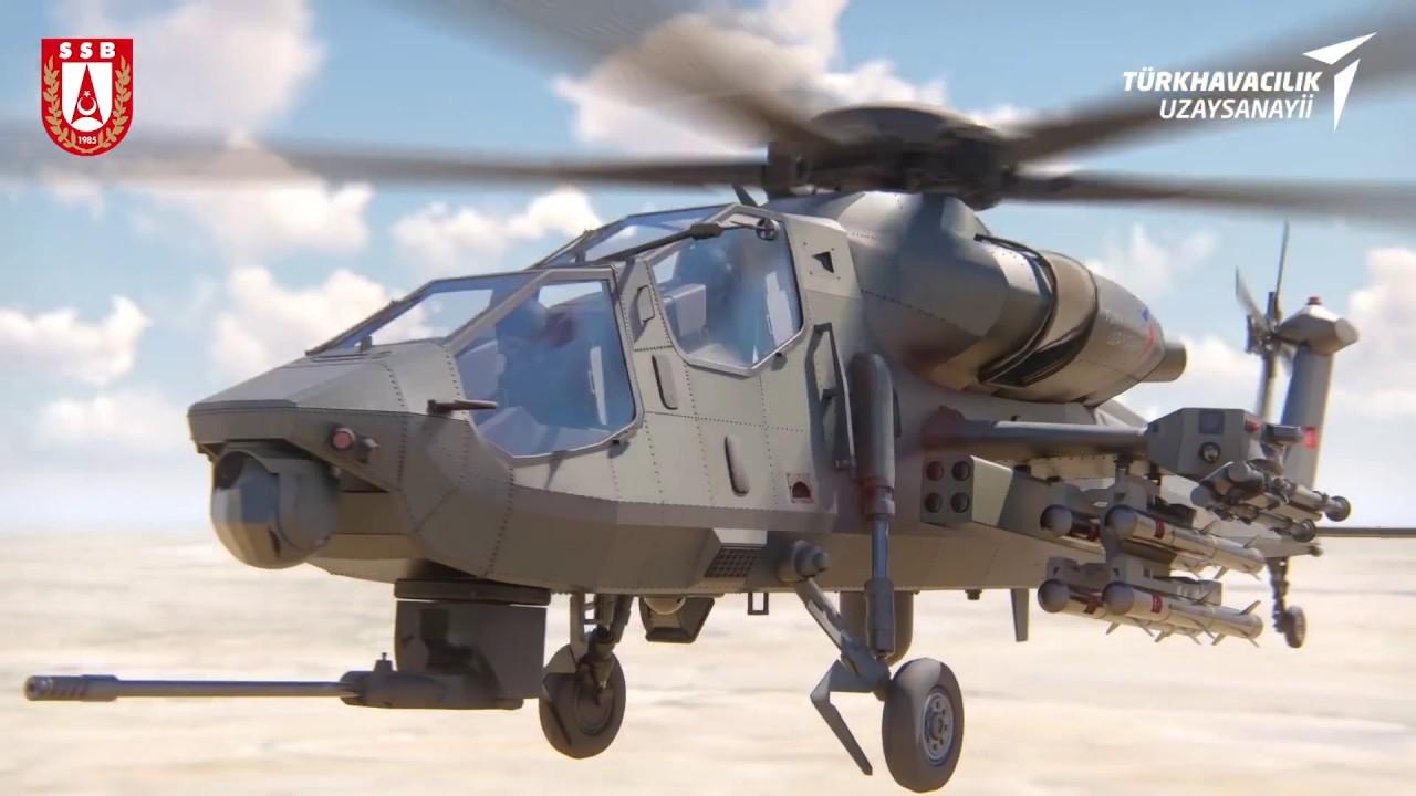 ATAK 2 helikopteri için imzalar atıldı: İşte heyecan uyandıran özellikleri