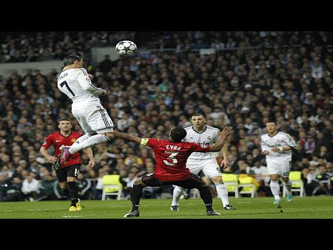 Cristiano Ronaldo ● Craziest Jumps Ever HD