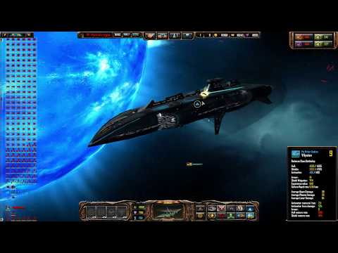 Sins of a Solar Empire Rebellion - Invading another system. |
