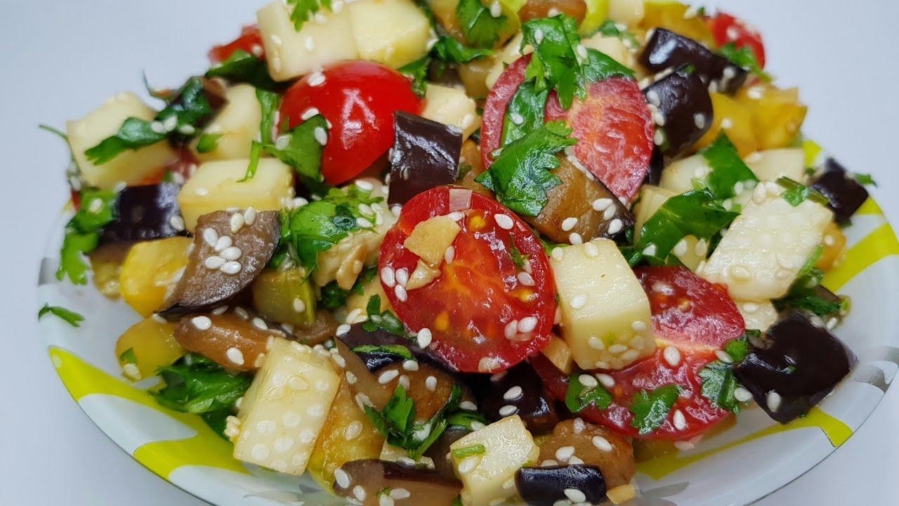 """САЛАТ """"НОВИНКА СЕЗОНА"""" буду готовить все лето, чудесный салатик который никогда не надоест."""
